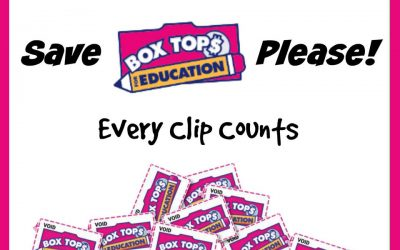 BoxTops for IHM!