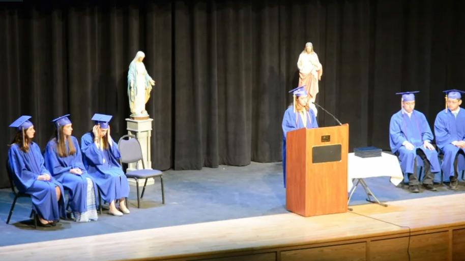 Valedictorian Speech 2018